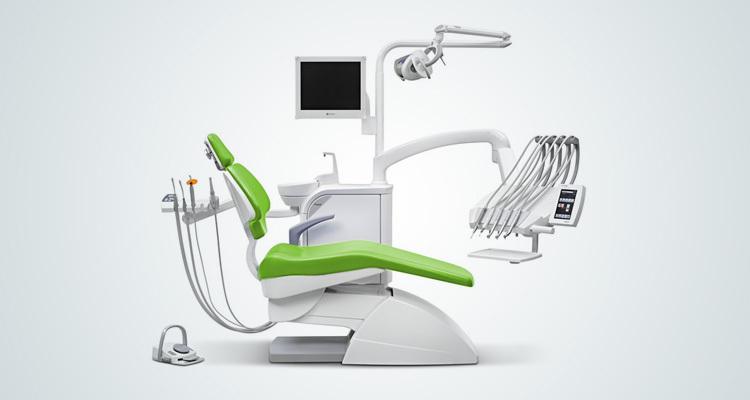 Equipamiento clínica dental